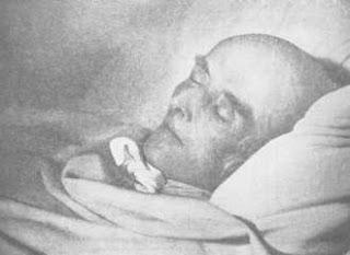 Deathofhahnemann The un-burial of Melanie Hahnemann - Death of hahnemann