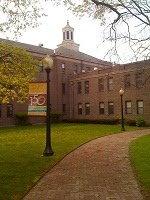 NYMCVosburghPavilion Homoeopathic medical colleges in United States