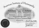 """THEAMERICANINSTITUTEOFHOMOEOPATHY THE AMERICAN INSTITUTE OF HOMOEOPATHY """"SPECIAL."""""""