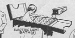 electriclightbath The value of dry hot air and electric light baths in mental and nervous diseases