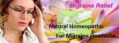 Homeopathic migraine prevention