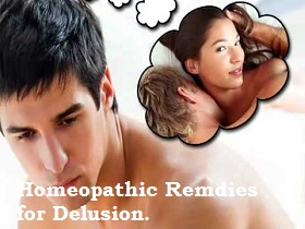 Homeopathic delusion treatment