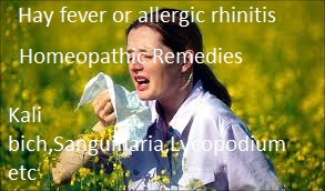 hayfever-homeopathic-remedies Homeopathy Medicine for sneezing allergy and running nose