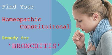 Homeopathic Remedy for Bronchitis