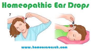 homeopatchic ear drops