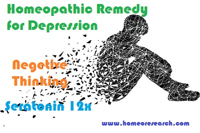homeopathic-remedy-for-depression Homeopathic Remedy for Depression and Negative Thinking