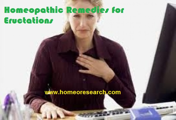 homeopathic-remedies-for-eructations Treatment for Eructations with Homeopathic Remedies