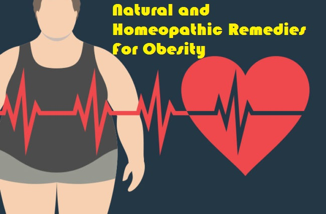 Natural and Homeopathic Remedies For Obesity