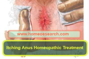 pruritus ani homeopathy treatment