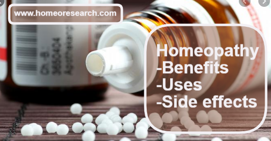 homeopathy benefits