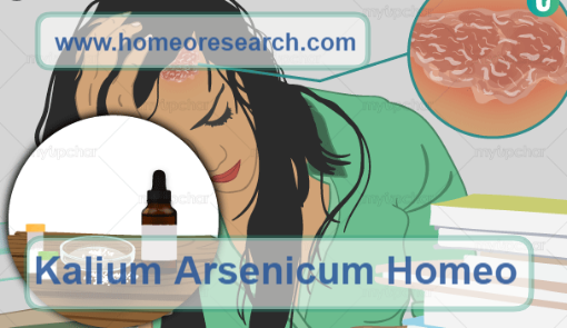 Homeopathic Kalium Arsenicosum Benefits or Uses and Side effects